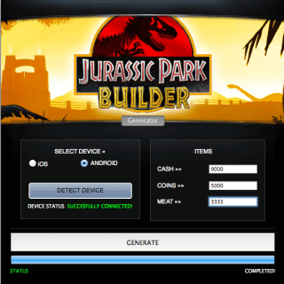 скачать Jurassic Park Builder