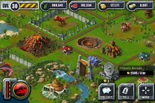 чит Jurassic Park Builder