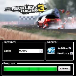 ЧИТ Reckless Racing 3