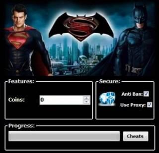 взломанная Batman v Superman Who Will Win