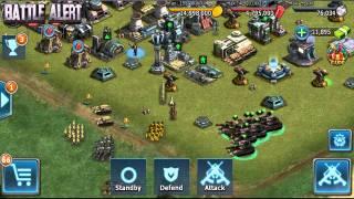 Взломанная Battle Alert: War of Tank