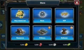 Коды Battle Alert: War of Tank