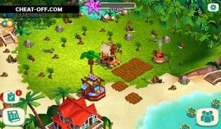 Взломанная FarmVille: Tropic Escape