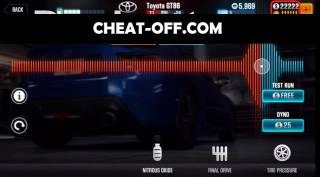 Взломанная CSR Racing 2