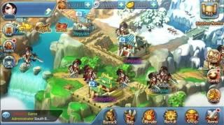 Взломанная Chibi 3 Kingdoms