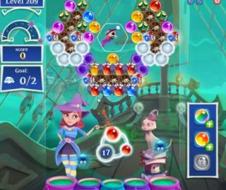 Вломать Bubble Witch 2 Saga