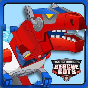 ВЗЛОМ Transformers Rescue Bots