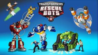 Взломанная Transformers Rescue Bots