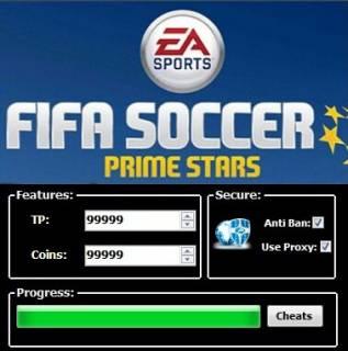 ЧИТ FIFA Soccer