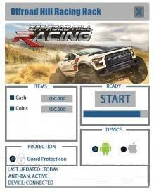 Чит на Offroad Hill Racing