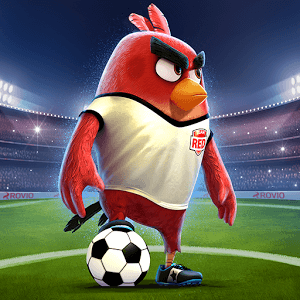 ВЗЛОМ Angry Birds Goal