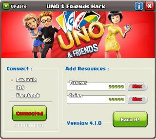 ЧИТ UNO & Friends