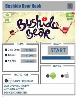 ЧИТ Bushido Bear