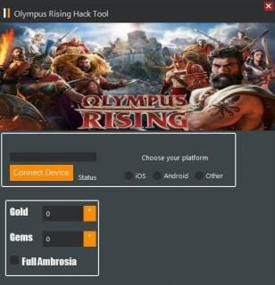 ЧИТ Olympus Rising
