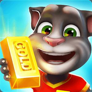 ВЗЛОМ Говорящий Том: бег за золотом