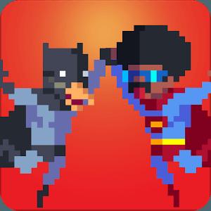 ВЗЛОМ Pixel Super Heroes