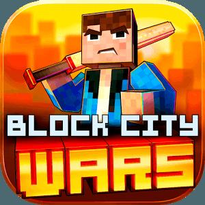 ВЗЛОМ Block City Wars