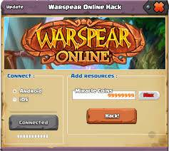 ЧИТ Warspear Online