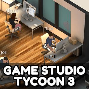 ВЗЛОМ Game Studio Tycoon 3