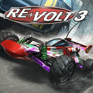 ВЗЛОМ Re-Volt 3