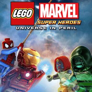 ВЗЛОМ LEGO Marvel Super Heroes