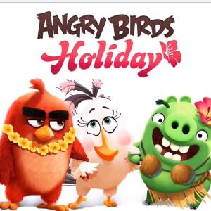 ВЗЛОМ Angry Birds Holiday