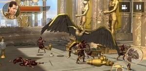 Взломанная Gods Of Egypt