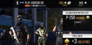 Взломанная Modern Strike Online