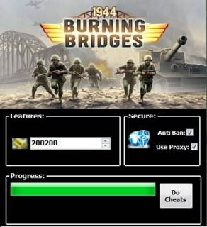 ЧИТ 1944 Burning Bridges