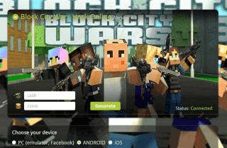 Взломанный Block City Wars