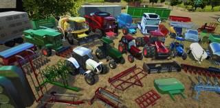 Взломанная Farming PRO 2016