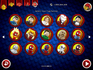 Взломанная LEGO Marvel Super Heroes