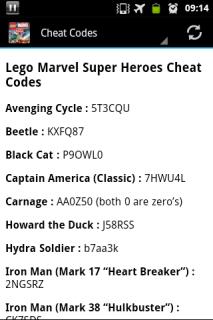 ЧИТ LEGO Marvel Super Heroes