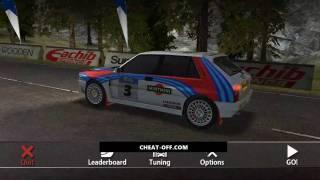 Взломанная Rush Rally 2