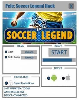 ЧИТ Pele: Soccer Legend