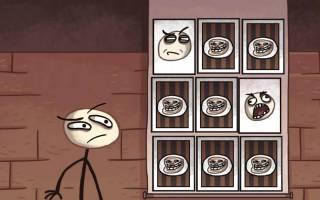 Взломанная Troll Face Quest Classic