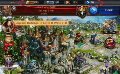 Взломанный Stormfall: Rise of Balur