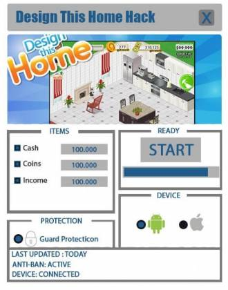 Чит Design This Home
