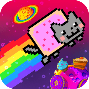 ВЗЛОМ Nyan Cat Lost in Space