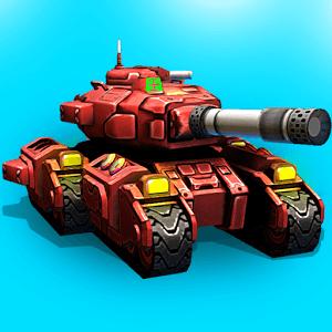 ВЗЛОМ Block Tank Wars 2