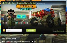 Чит для Blocky Cars Online