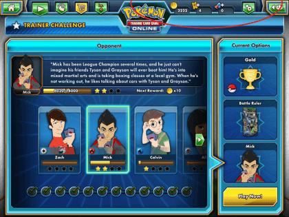 Взломанная Pokemon TCG Online