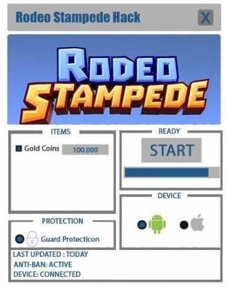Чит для Rodeo Stampede