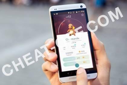 Взломанная Pokemon Go