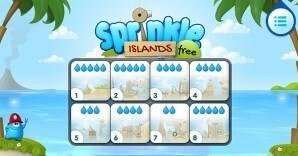 Взломанная Sprinkle Islands