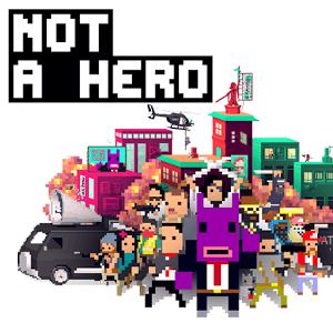 ВЗЛОМ NOT A HERO