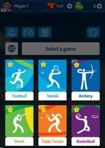 Взломанная Олимпийские игры 2016 Рио