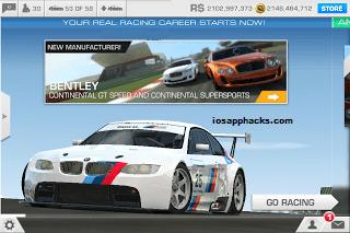 Взломанная Real Racing 3