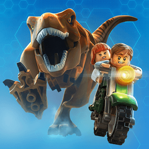ВЗЛОМ LEGO Jurassic World
