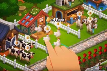 Взломанная What a Farm